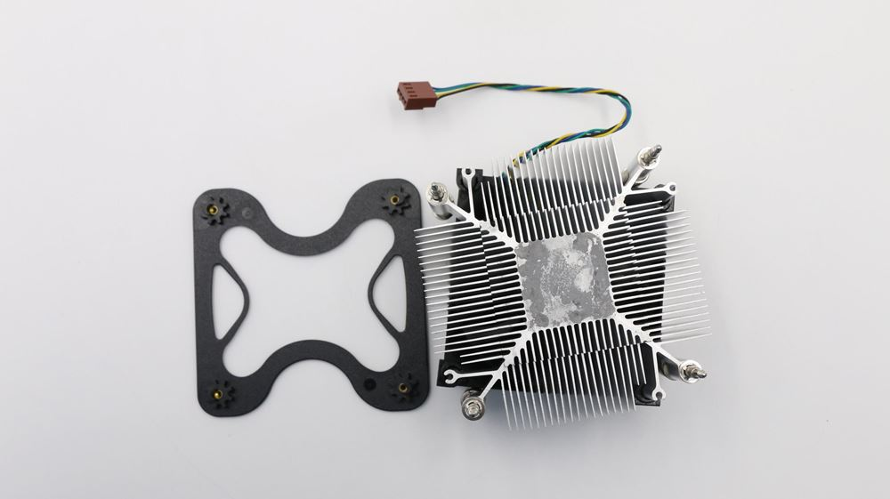 Lenovo Part 03T9513 FRU HEATSINK 95W/73W W/Back Plate