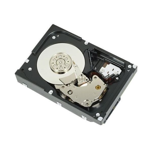DELL Part 400-ANSE DELL Hard Drive - SATA 7.2K [MPN: VKT1R] 1TB 7.2K RPM SATA 6Gbps 512n 2.5in Cabled Hard Drive, Cus Kit
