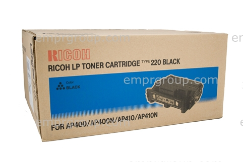 Part Ricoh Type 220 Toner - 407003 Ricoh Type 220 Toner