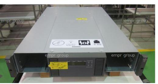 HPE Part 407351-002 Chassis MSL2024 - With power supply and library controller