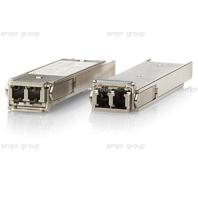 Enhanced Small-form Pluggable HP 456098-001 10GB-LRM transceiver module SFP+