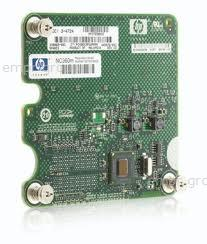 HPE Part 447883-B21 HPE NC364m quad-port 1GbE BL-c NIC adaptor - Provides four additional GbE ports