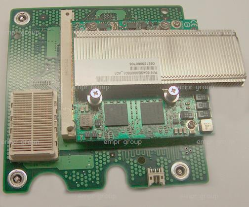 HP FX1600 MXM Graphics Mezzanine Kit - 452262-B21 | HP Parts | EMPR