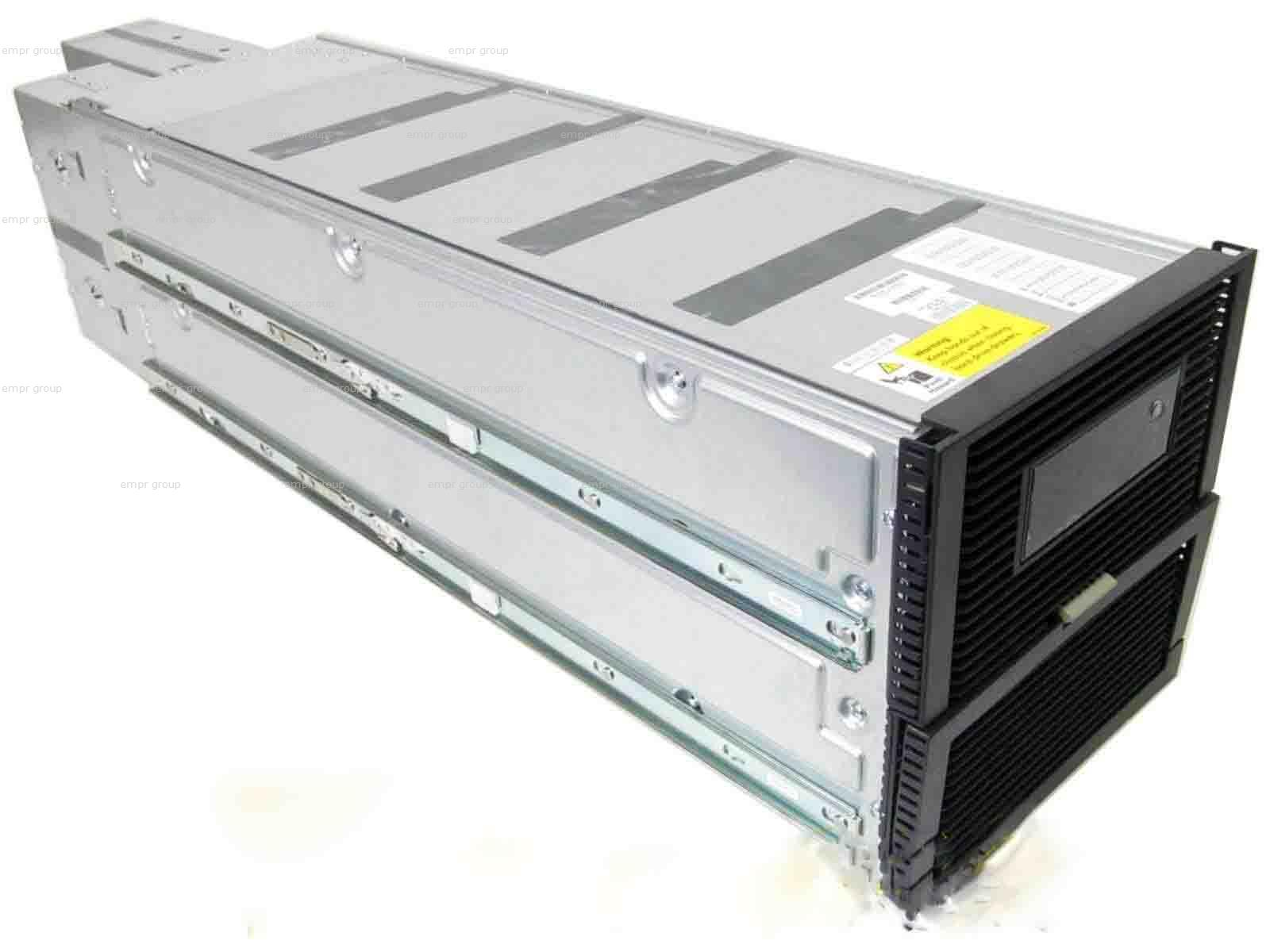 HPE Part 455976-001 Hard drive drawer with hard drive backplane and cables