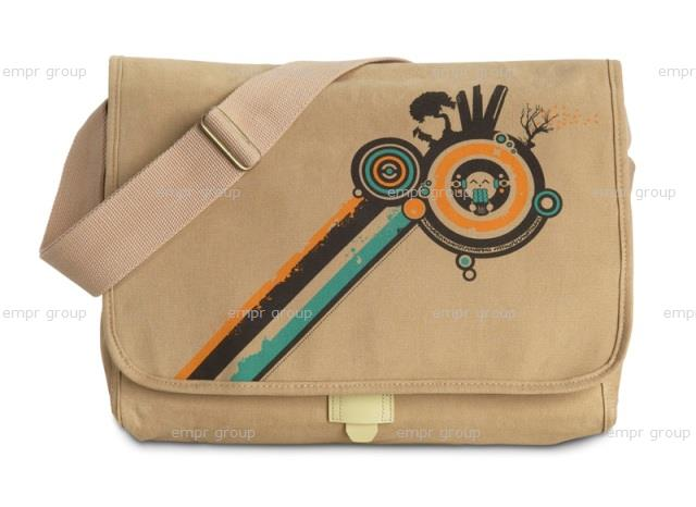 Hp limited edition artist edition messenger bag laptop bag-in.