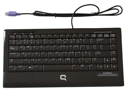 New Drivers: HP Compaq CQ2103WM Multimedia Keyboard
