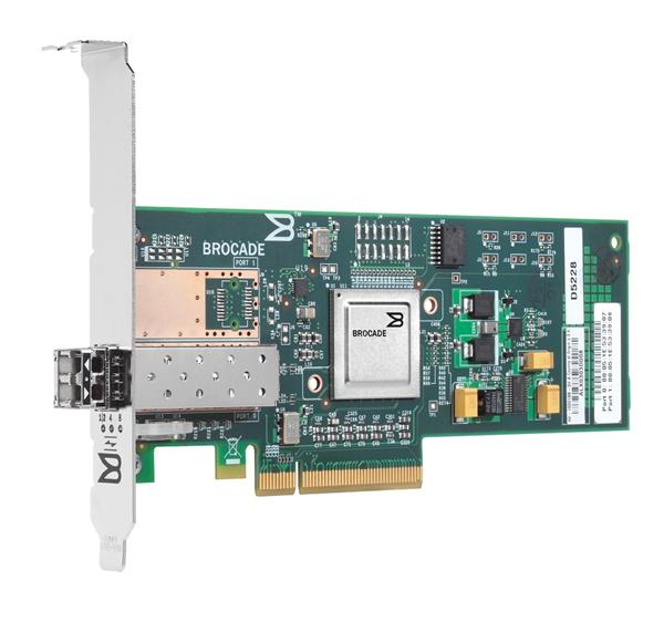 HPE Part 571520-001 HPE StorageWorks 81B PCI-e Fibre Channel Single Port Host Bus adaptor. <br/><b>Option equivalent: AP769A</b>