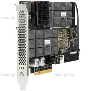 HPE Part 600477-001 320GB ioDrive Duo accelerator card - PCIe, Single-Level Cell (SLC), 1.5GBs write, 1.5GBs read - Includes full-height PCIe bracket. <br/><b>Option equivalent: 600281-B21</b>
