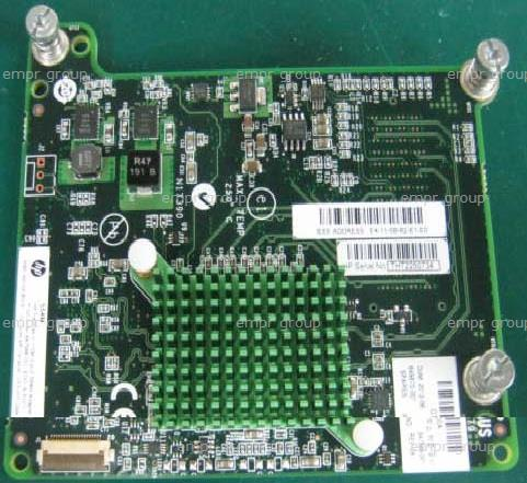 HPE Part 649870-001 SPS-BD FLEX FAB 10GB 2P 554M ADPTR. <br/><b>Option equivalent: 647590-B21</b>