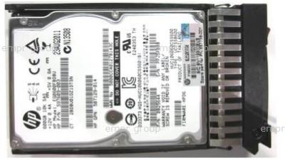 HPE Part 657738-001 600GB SAS Hard Drive Disk (HDD) - 10,000 RPM, 6.0Gb per second transfer rate, 2.5-in form factor, Hot Plug (HP)