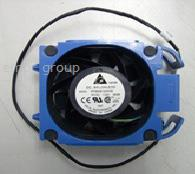 HPE Part 686749-001 Front system (PCI boards) fan assembly - 80mm (3.14 inch) x 80mm (3.14 inch) x 38mm (1.5 inch) - Includes the fan, blue retainer carrier, and cable assembly