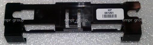 HPE Part 687957-001 Capacitor (battery) pack holder - Can hold two capacitor packs - Mounts between the fan cage and the hard drive connector backplane board