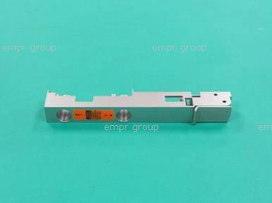 HPE Part 689255-001 Left bezel ear assembly - Includes the left rack mount ear with quick release lever