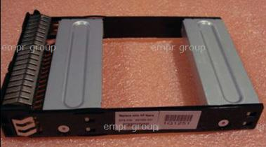 HPE Part 691585-001 Hard drive blank (carrier) - To fill empty non-hot-plug large form factor (LFF) drive bays - Used to fill empty non-hot-plug LFF bays