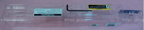 HPE Part 709382-001 Non-standard (tall) three-rank DIMM baffle left - With T-15 Torx screwdriver and DIMM tool