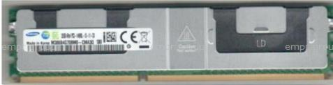 HPE Part 715275-001 HPE 32GB (1x32GB) Quad Rank x4 PC3-14900L (DDR3-1866) Load Reduced CAS-13 Memory Kit. <br/><b>Option equivalent: 708643-B21</b>