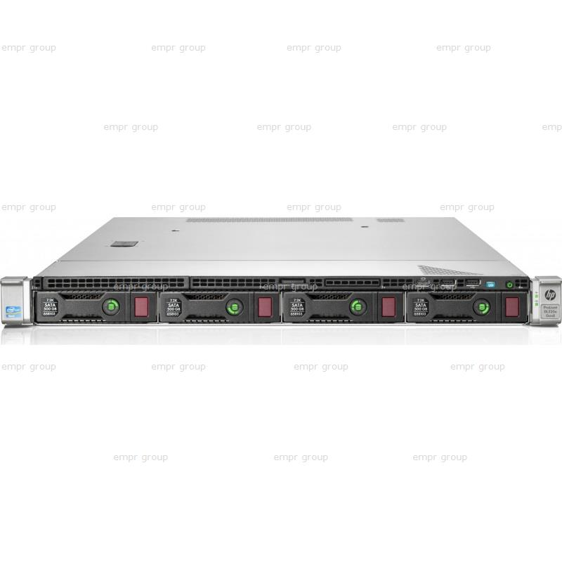 HPE Part 725287-001 Service Processor, 1U Proliant DL320e - Manages a single StoreServ on a one-to-one relationship
