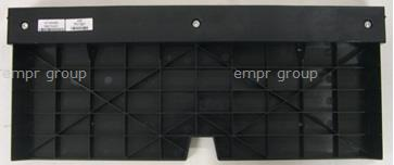 HPE Part 726173-001 Switch module blank (filler) - Inserts into one of the system's two switch module bays when no module is used - Required installation to ensure proper cooling