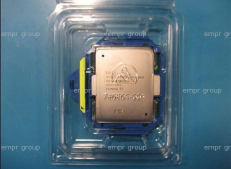 HPE Part 734146-001 Intel Xeon E7-4880 v2 Fifteen-Core processor - 2.50GHz (Ivy Bridge, 37.5MB Level-3 cache, 130 watt thermal design power (TDP), FCLGA 2011-pin socket) - Includes alcohol pad and thermal compound