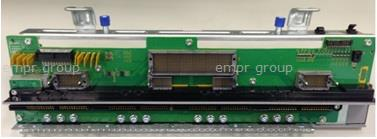 HPE Part 736390-001 Midplane board assembly - Interface the management module, uplink modules, and power supplies to the system backplane assembly - Mounts between the system cartridge slots / switch module bays and the rear panel power supplies / module bays