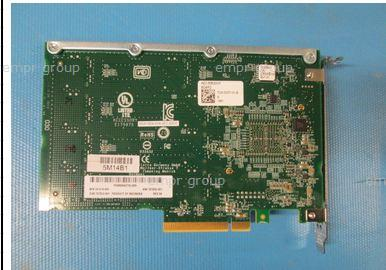 HPE Part 761879-001 Smart Array PCIe SAS expansion board - For increased disk storage capacity - Requires one PCIe3 x8 slot - Has nine internal x4 mini-SAS ports  (two for connecting to the controller board and up to seven to connect to three drive cages and rear drives)
