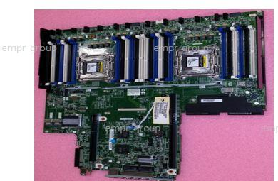 HPE Part 775400-001 System I/O board (motherboard) assembly - For Intel Xeon E5-2600 series v3 (Haswell) processors ONLY  - Includes subpan, thermal grease, alcohol pad, and instruction card - Processors must be the same spare part number