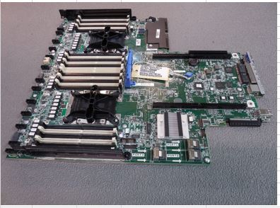 HPE Part 875552-001 System I/O board (motherboard) - Supports Intel (Skylake) processors - Includes base pan assembly, alcohol pad, and thermal grease syringe - Processors must be the same spare part number