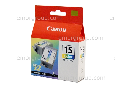 Part Canon BCI15C Colour Ink Tank Canon BCI15C Colour Ink Tank