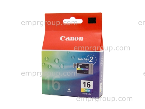 Part Canon BCI16C Colour Ink Tank Canon BCI16C Colour Ink Tank
