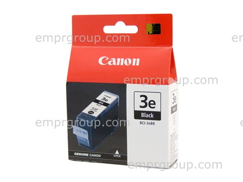 Part Canon CI3E Black Ink Tank - BCI3EBK Canon CI3E Black Ink Tank