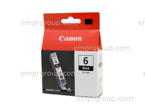 Part Canon BCI6B Black Ink Tank - BCI6BK Canon BCI6B Black Ink Tank