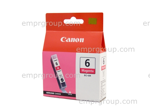 EMPR Part Canon BCI6M Magenta Ink Tank Canon BCI6M Magenta Ink Tank