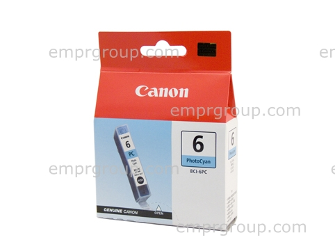 Part Canon BCI6PC Photo Cyan Ink Canon BCI6PC Photo Cyan Ink