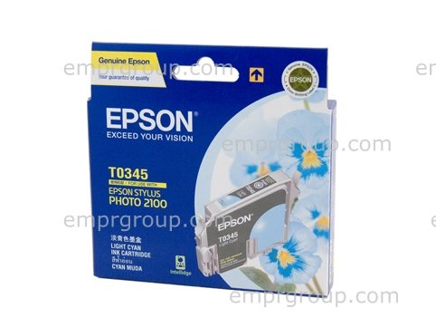 Part Epson T0342 Cyan Ink Cart - C13T034290 Epson T0342 Cyan Ink Cart