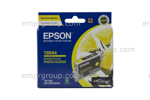 EMPR Part Epson T0594 Yellow Ink Cart - C13T059490 Epson T0594 Yellow Ink Cart