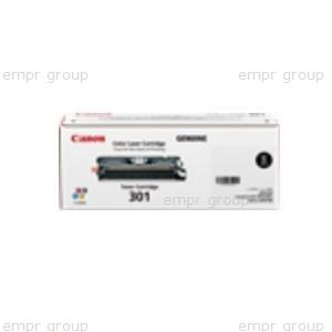 Part Canon CART301 Black Toner - CART301BK Canon CART301 Black Toner
