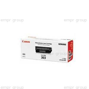 Part Canon CART303 Black Toner Canon CART303 Black Toner