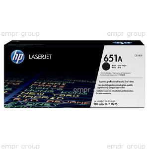 HP Part CE340A CE340A LJ 700 MFP 775 Toner Crtg Black