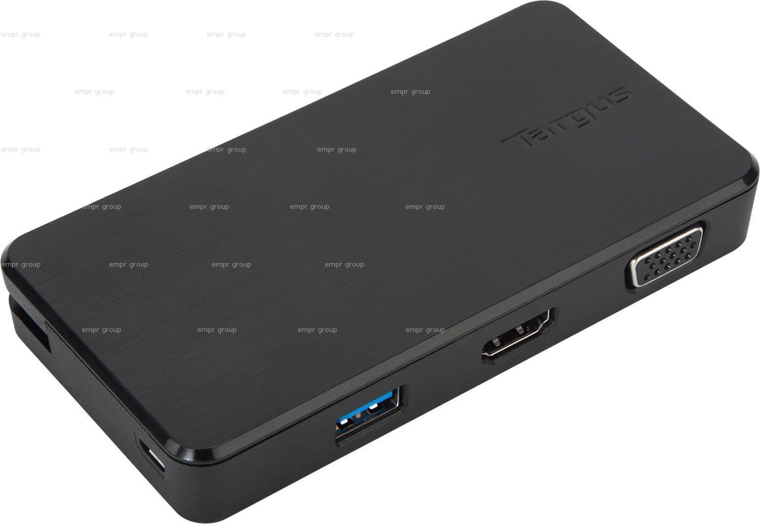 Targus Part DOCK110AU USB3.0 DUAL VIDEO TRAVEL DOCK
