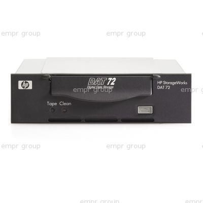 HPE Part DW026A HPE StorageWorks DAT72 USB internal drive