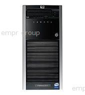 HPE Part EH923A HPE StorageWorks D2D110 (disk-to-disk) backup system - Includes Data Protector Express software kit