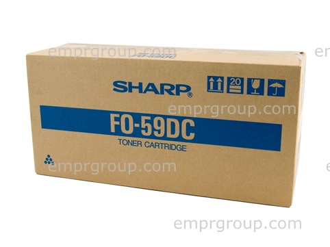 EMPR Part Sharp FO59DC Toner Dev Cart Sharp FO59DC Toner Dev Cart