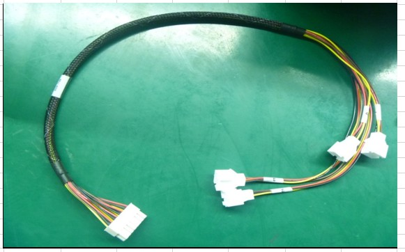 HPE Part P02905-001 SPS-CABLE ASSY 80MM FAN POWER