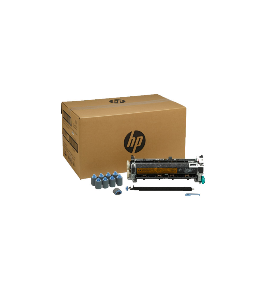 HP Part Q5422-67903 HP LaserJet 4250/4350 maintenance kit - 220 VAC - Includes fusing assembly, separation roller, transfer roller, feed roller and pick-up roller for tray 1, two feed rollers for 500-sheet tray, installation instructions, and gloves
