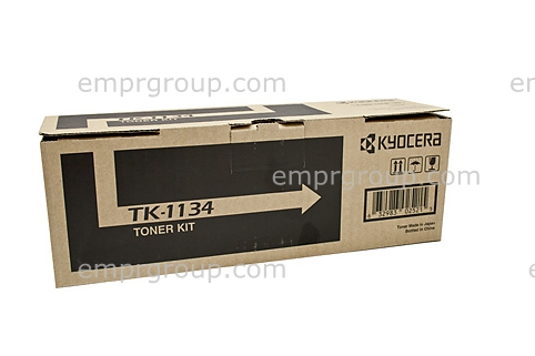 Part Kyocera TK1134 Toner Kit - TK-1134 Kyocera TK1134 Toner Kit