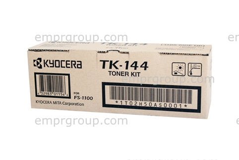 Part Kyocera TK144 Toner Kit - TK-144 Kyocera TK144 Toner Kit - TK-144