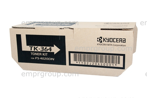 Part Kyocera TK364 Toner Kit - TK-364 Kyocera TK364 Toner Kit - TK-364